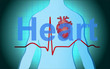 Medical Health Heart Background