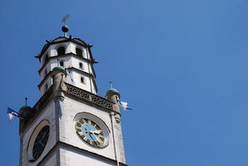 Ravensburg Blaserturm Turm Rutenfest
