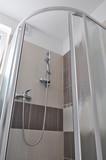 Shower enclosure poster