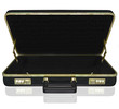 Empty Briefcase Copyspace Your Contents Inside