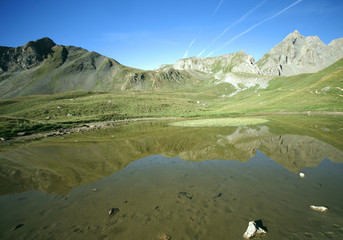 lac alpin - savoie