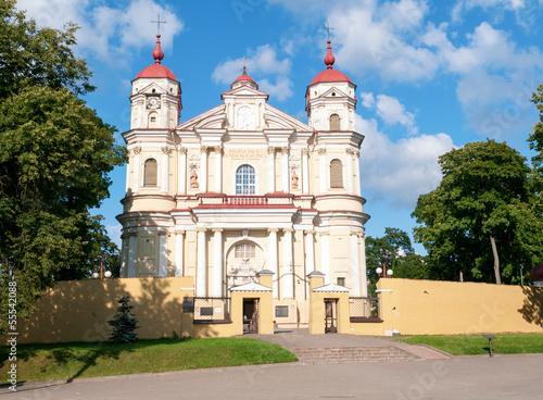 Zdjęcia na płótnie, fototapety, obrazy : St. Peter and St. Paul Church