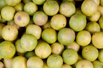 yellow lemons background