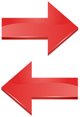 Left and Right Arrow
