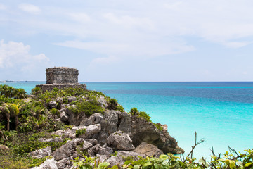 Offertories Building at Tulum Mexico