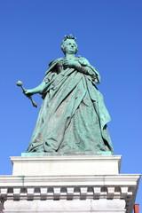 Statue der Erzherzogin Maria Theresia von Österreich