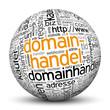 Kugel, Domainhandel, Domain, Händler, Käufer, Vermarktung, URL
