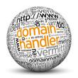 Kugel, Domainhändler, Verkäufer, Domains, Adresse, Web, Internet