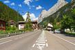 Dolomiti - Penia village in Val di Fassa