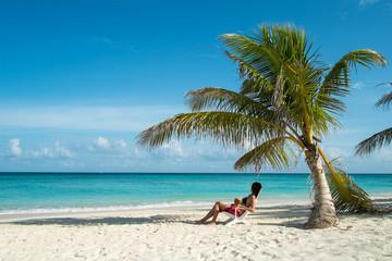 Vacation paradise in the Maldives (Lhaviyani Atoll)