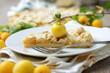 Gelber Pflaumenstreuselkuchen