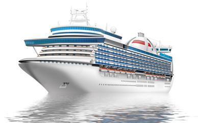 Passagierschiff - Ozeanriese