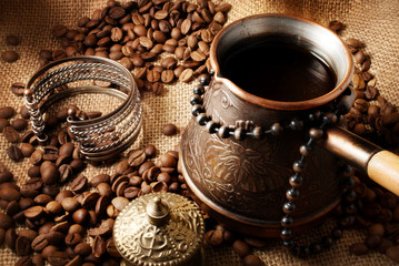Coffee turk.