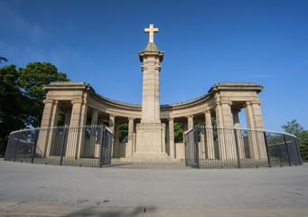 sandstone war memorial