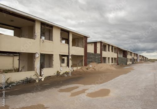 demolished holiday camp