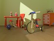 Toy story. Bicycle