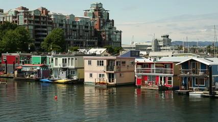 Houseboat Community Victoria