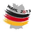 wahl 2013 schild