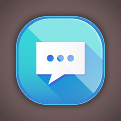 Vector Message Icon