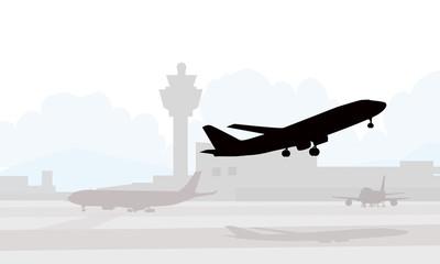 RUNWAY & AIRPORT