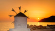 Sunset on Amorgos, Cyclades, Greece