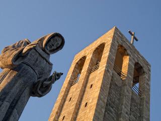Rodos - Greece, Roman Catholic Church of San Francisco