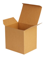 Large carboard box