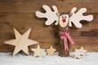 Weihnachten - Dekoration natürlich aus Holz