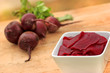 Beet and beetroot
