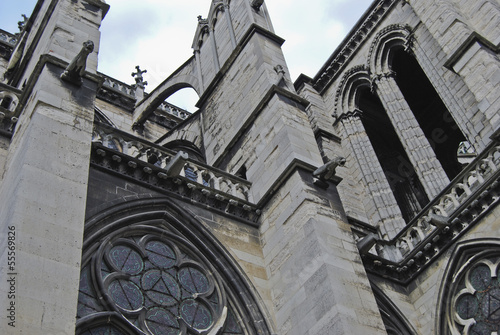 Paris - Cathedral Basilica of Saint Denis