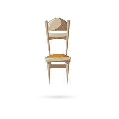 Chair isolated on a white backgrounds
