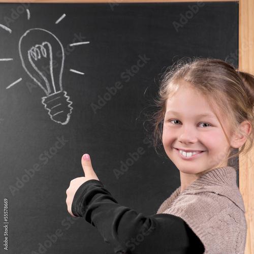 Daumen hoch für eine gute Idee