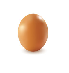 The orange egg.