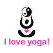 I-love-yoga