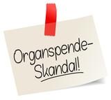 Organspende-Skandal