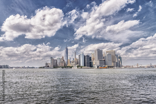 Fototapeten,skyline,neu,york,stadt
