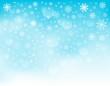 Snowflake theme background 3