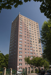 council block of flats