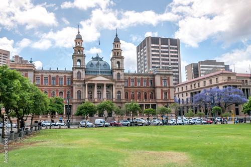 Papiers peints Afrique du Sud Palace of Justice ,Church Square