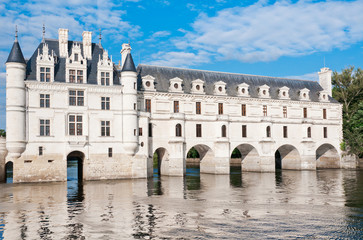 Chateau Chenonceau, Loire Valley, France
