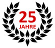Lorbeer 25 Jahre
