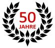 Lorbeerkranz 50 Jahre