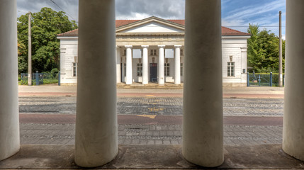 Columns Through Columns