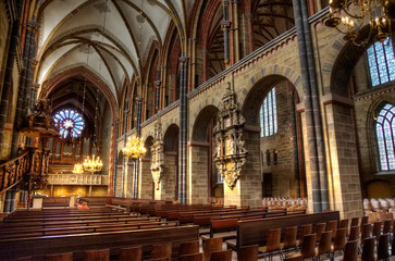 Inside Bremer Dom