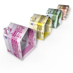 Casa immobile spesa mutuo imu vendita