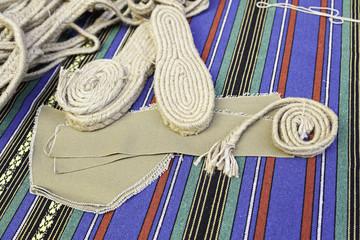 Spanish shoe handmade