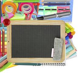 rentrée des classes, fournitures scolaires