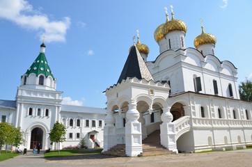 Ипатьевский монастырь в Костроме