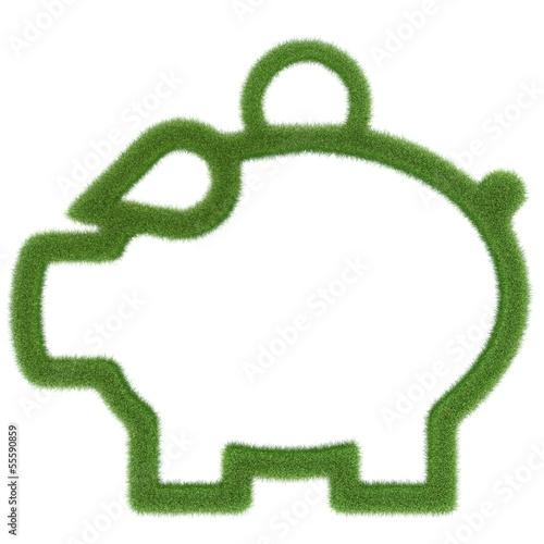 Spende für grüne Initiative