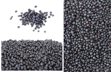Blueberry backgrond